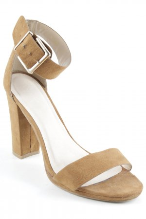 Mohito High Heel Sandaletten cognac Casual-Look