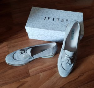 Jette Joop Slippers light grey-light blue