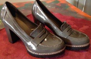 Graceland Zapatos estilo Oxford gris oscuro