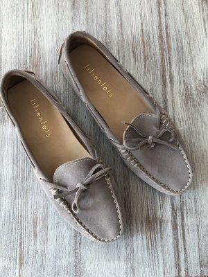 Lilienfels Mocassino marrone-grigio