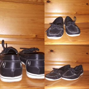 Graceland Mocassins noir