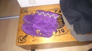 Mokassins Stiefel Farbe lila Größe 40