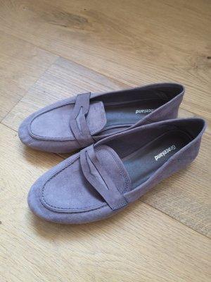 Graceland Mocasines lila grisáceo-malva