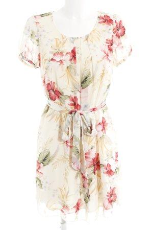 Molly bracken Blusenkleid Blumenmuster Elegant