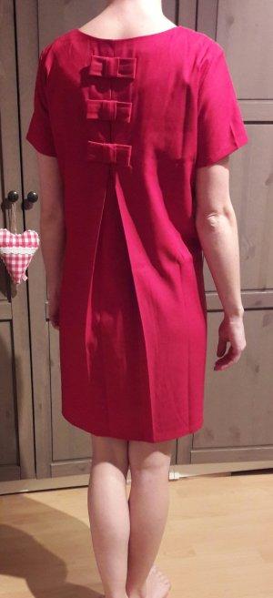 Molly Bracken Kleid Rot Schleifen
