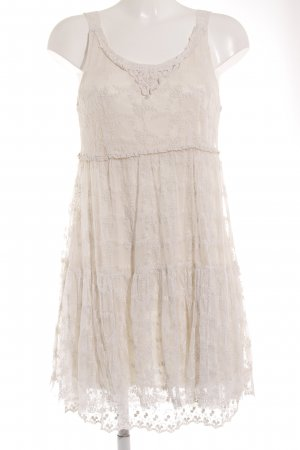 Molly bracken Spitzenkleid creme Casual-Look