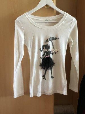 Molly Bracken, T—Shirt, mit Perlen