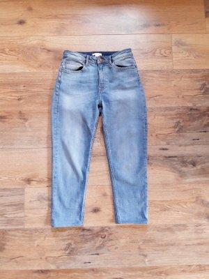 Mom Boyfriend Jeans blau Gr. 36