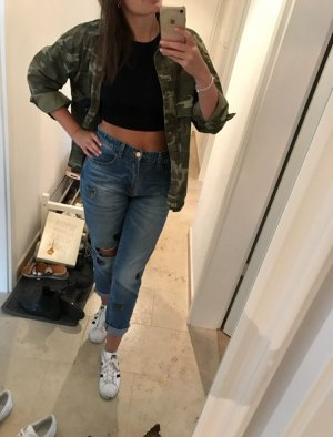 Mom fit jeans stradivarius