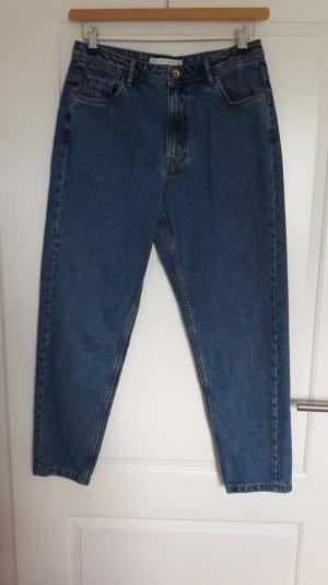 Mom-fit Jeans von Zara, Gr 40 - NEU
