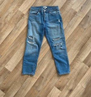 Forever 21 Jeans boyfriend multicolore