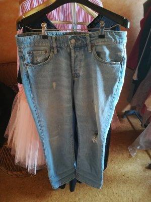Mom Jeans Boyfriend Jeans MIDI Waist