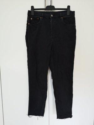 Mom Jeans, H&M, Gr. 44
