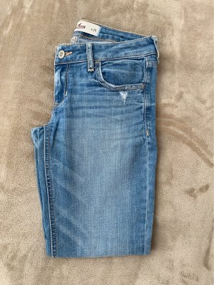 Hollister 7/8 Length Jeans cornflower blue