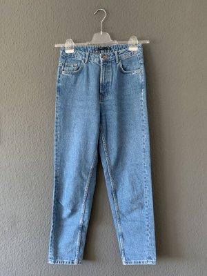 Zara Trafaluc Boyfriend jeans veelkleurig Katoen