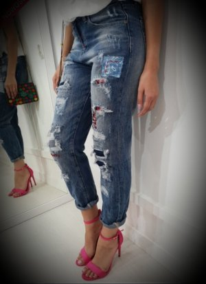 ☆MOM Jeans☆neue Kollektion- Italienische Große!