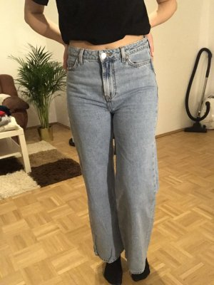 Mom Jeans schlaghose