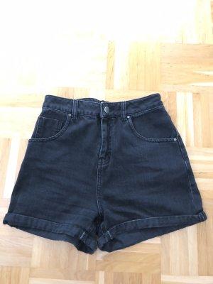 MOM Jeans, schwarz, Gr. 36, Topshop