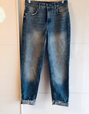 Vero Moda Jeans taille haute multicolore