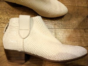 MOMA Leder Ankle Boots Neu
