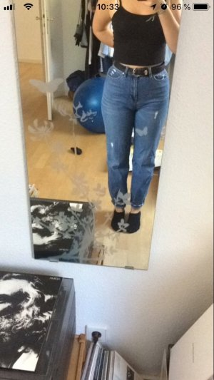 Urban Outfitters Boyfriend Jeans multicolored