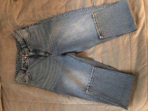 Monki Hoge taille jeans leigrijs