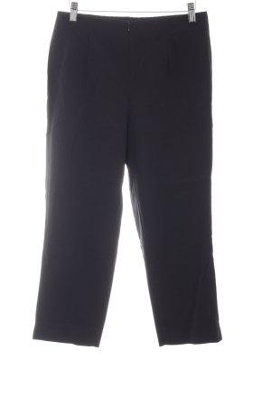 Mona Pantalone a 7/8 nero stile casual