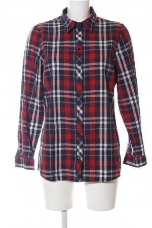 Mona Flannel Shirt check pattern business style