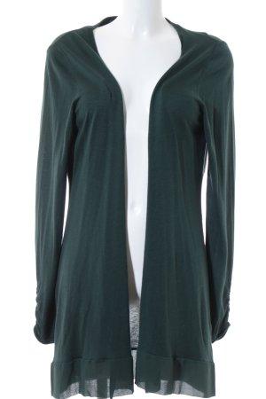 Monari Cardigan waldgrün Casual-Look