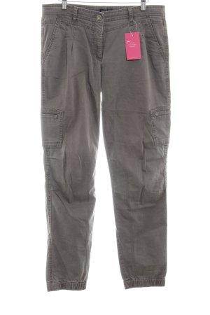 Monari Cargo Pants grey casual look