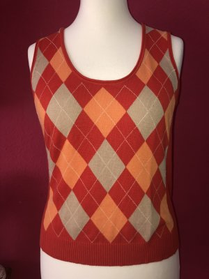 Monari Fine Knitted Cardigan multicolored cotton