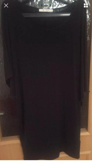Monari Shirt oversize in schwarz