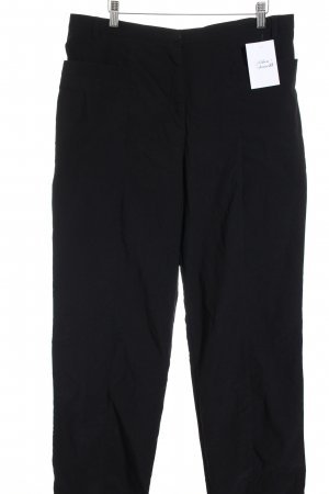 Monari Stoffhose schwarz klassischer Stil