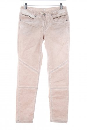 Monari Stretch Jeans rosé Farbverlauf Casual-Look