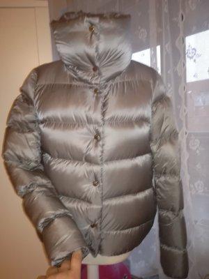 Moncler Piumino marrone-grigio