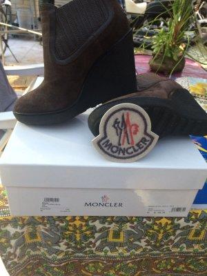MonCler  Boots Wedges Modelle Cecile,Neu!