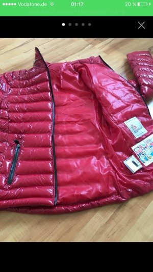 Moncler Giacca rosso