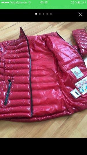 Moncler Damen Jacke ,Farbe rot