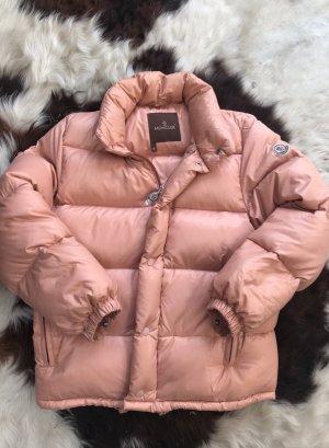 Moncler Down Jacket pink
