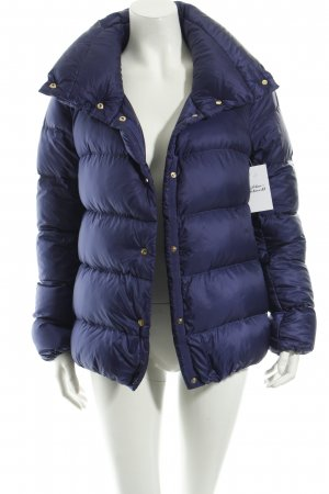 "Moncler Daunenjacke ""Bourdon Giubbotto Jacket Blue ML"" dunkelblau"