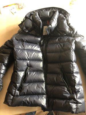 Moncler Down Jacket dark blue