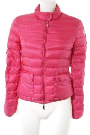 Moncler Daunenjacke pink klassischer Stil