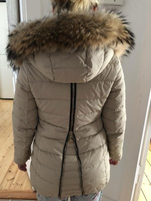 Moncler Down Coat multicolored
