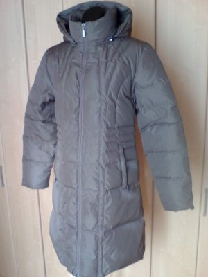 Moncler Down Coat brown