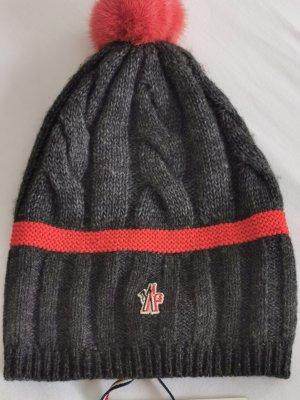 Moncler Grenoble Mütze Original Neu