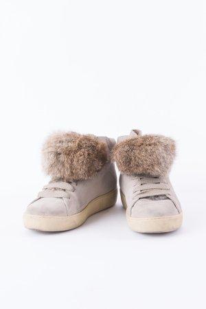 Moncler Sneaker alta multicolore Pelle