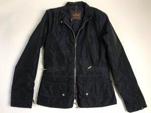 Moncler Jacke dunkelblau Gr 2 (36)