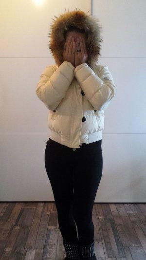 Moncler Jacke Farbe Beige