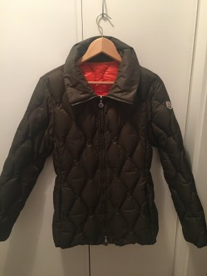 cheap for discount 38201 eaf5e Moncler Jacke - Gr.3 grün-orange