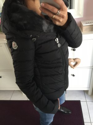 Moncler Jacke Langle giobotto schwarz Gr. 1 S 36